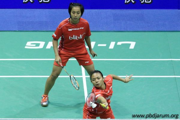 PBDJARUM - [Vietnam Open Grand Prix 2016] Peluang Ganda
