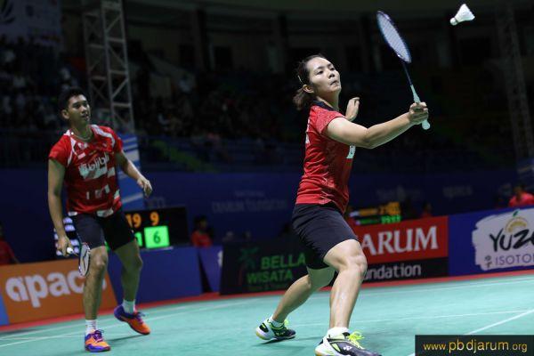 PBDJARUM - [Badminton Asia Championships 2019] Ganda