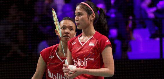 PBDJARUM - [Badminton Asia Championships 2019] Della/Rizki