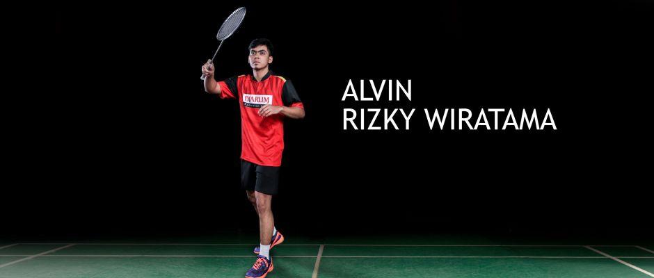 Alvin Rizky Wiratama