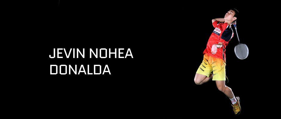 Jevin Nohea Donalda