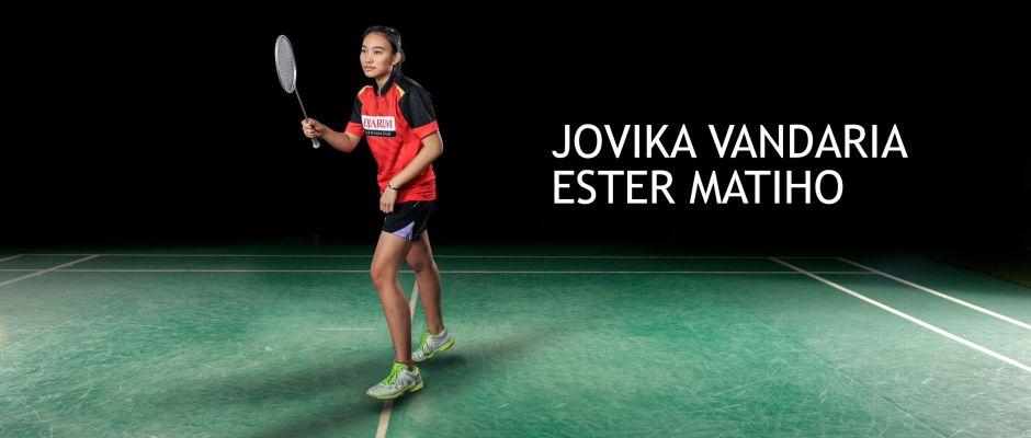Jovika Vandaria Ester Matiho