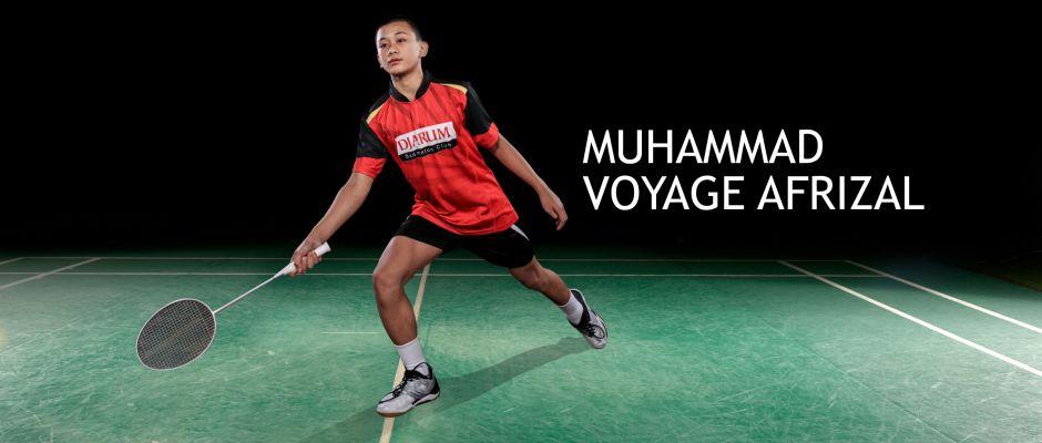 Muhammad Voyage Afrizal Mahendra