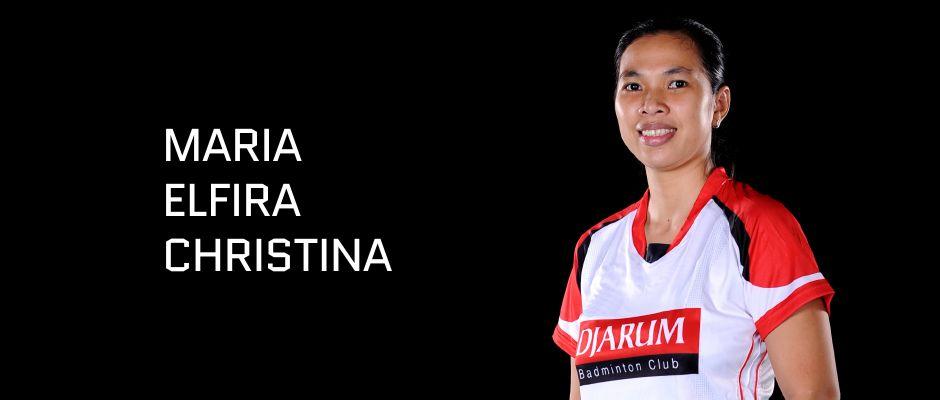Maria Elfira Christina