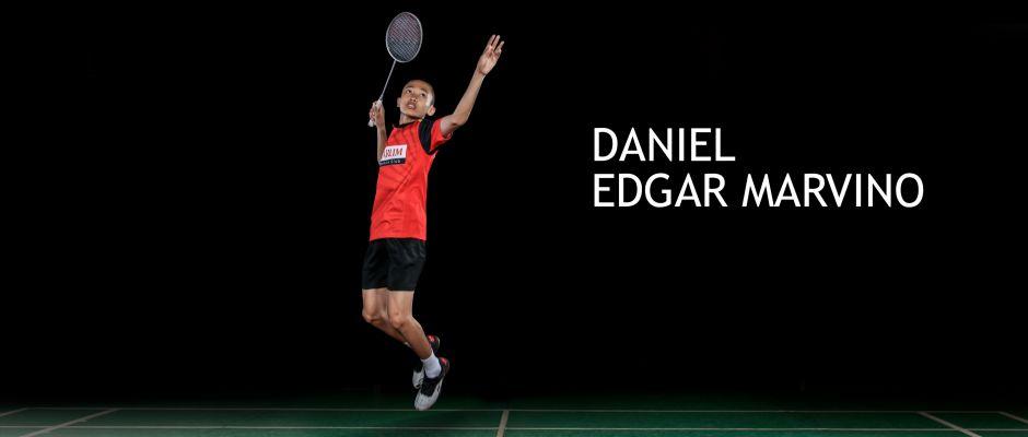 Daniel Edgar Marvino