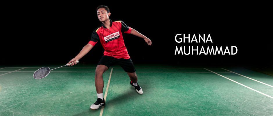 Ghana Muhammad Al Ilham