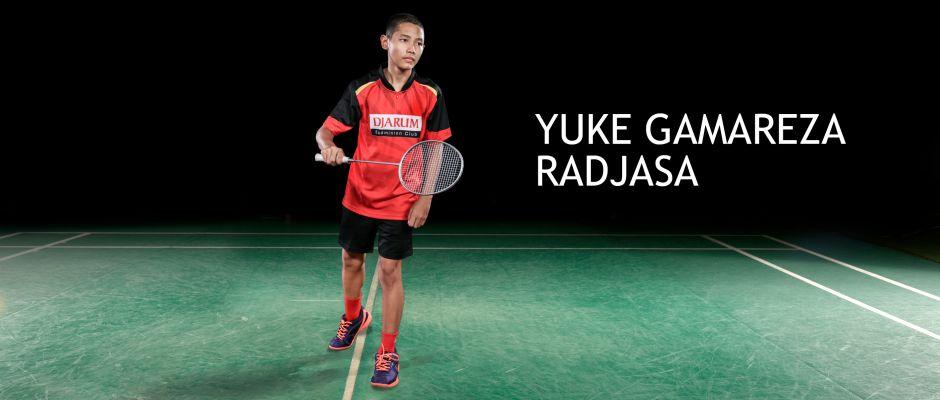 Yuke Gamareza Radjasa