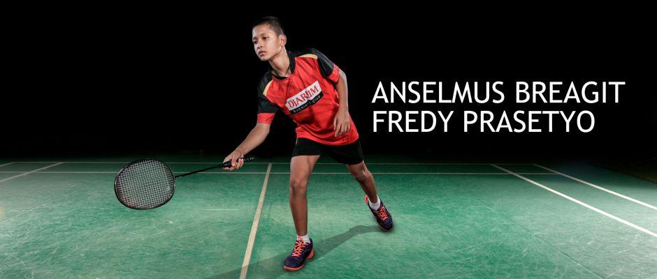 Anselmus Breagit Fredy Prasetyo