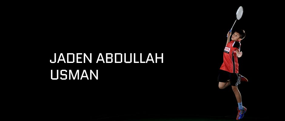 Jaden Abdullah Usman Putra Ayus