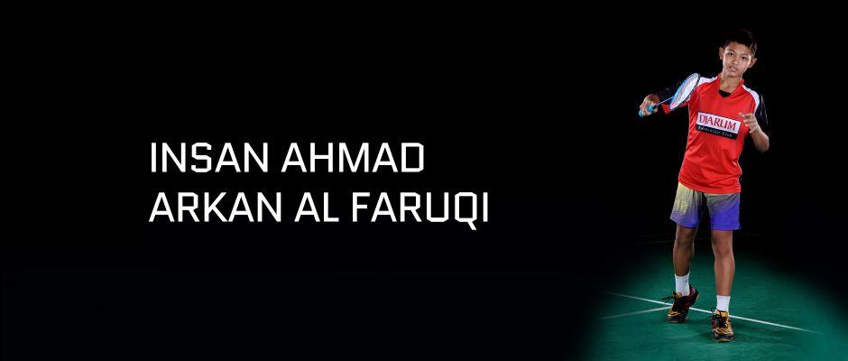Insan Ahmad Arkan Al - Faruqi