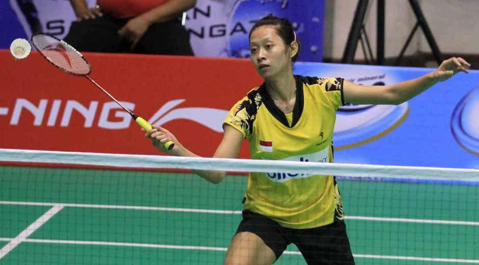 [Vietnam Open Grand Prix 2014] Putri Indonesa Ke Vietnam