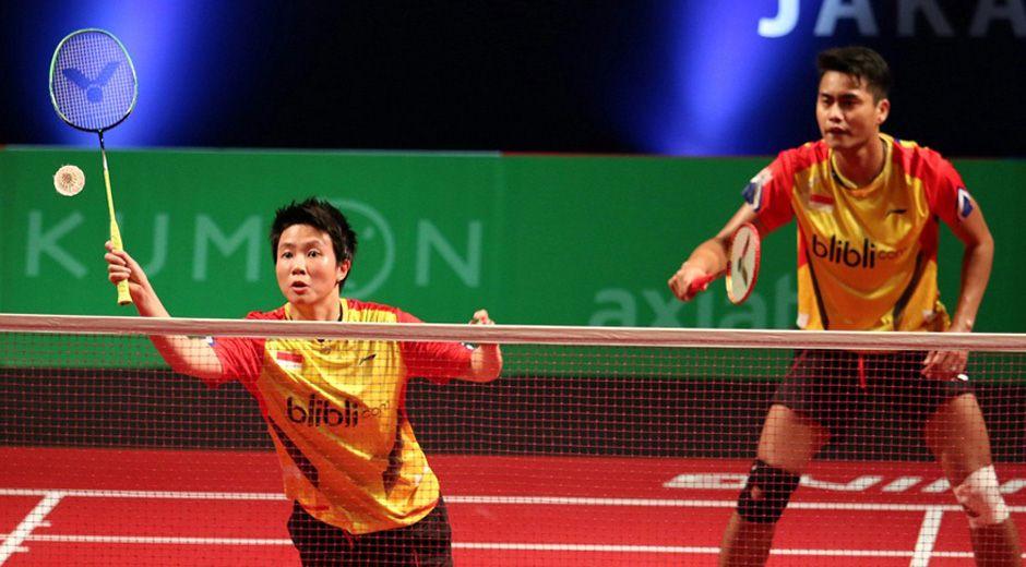 [Axiata Cup 2014] Indonesia Tundukkan Malaysia 4-0