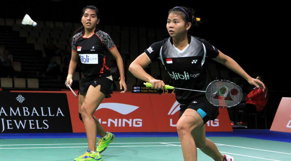 [BWF World Championships 2014] Greysia/Nitya Tantang Unggulan Dua